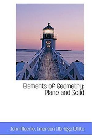 Elements of Geometry af John Macnie