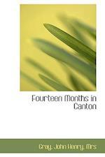 Fourteen Months in Canton af John Henry Gray