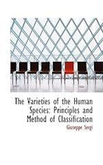 The Varieties of the Human Species af Giuseppe Sergi