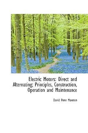 Electric Motors af David Penn Moreton