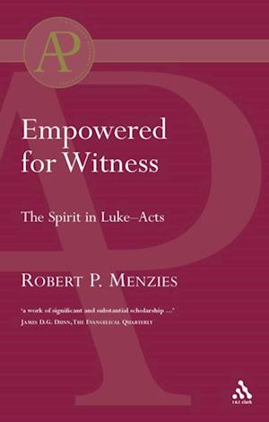 Empowered for Witness af Robert Menzies
