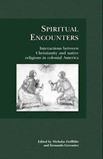 Spiritual Encounters af Cervantes