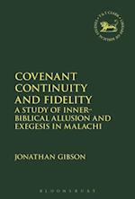 Covenant Continuity and Fidelity (Library of Hebrew Bible/ Old Testament Studies)