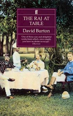 The Raj at Table af David Burton