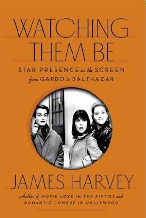 Watching Them Be af James Harvey
