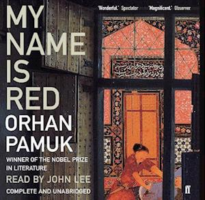 My Name is Red af Orhan Pamuk, John Lee