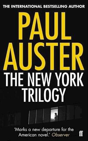 The New York Trilogy af Paul Auster