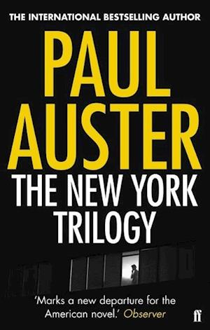 Bog, paperback The New York Trilogy af Paul Auster
