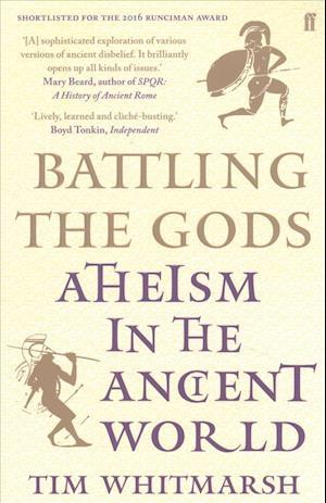 Bog, paperback Battling the Gods af Tim Whitmarsh