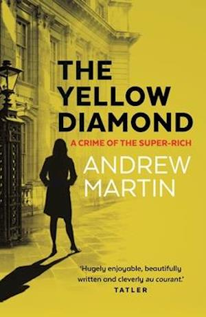 Bog, paperback The Yellow Diamond af Martin Andrew
