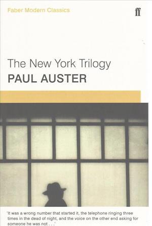 The New York Trilogy af Paul Auster