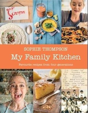 My Family Kitchen af Sophie Thompson