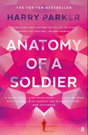 Bog, paperback Anatomy of a Soldier af Harry Parker