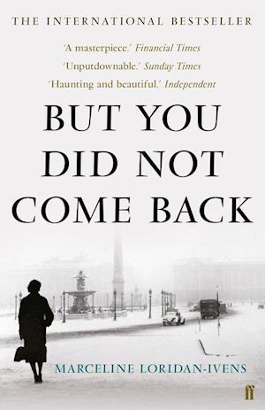 Bog, paperback But You Did Not Come Back af Marceline Loridan-ivens