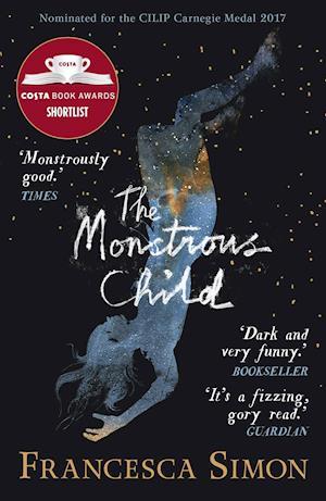 Bog, paperback The Monstrous Child af Francesca Simon