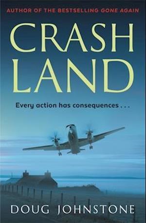 Bog, paperback Crash Land af Doug Johnstone