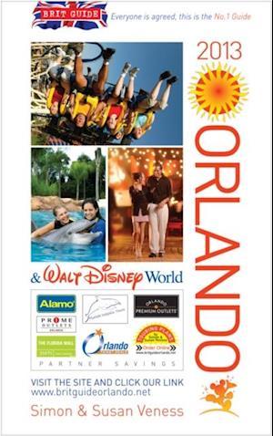 Brit Guide to Orlando 2013 af Susan