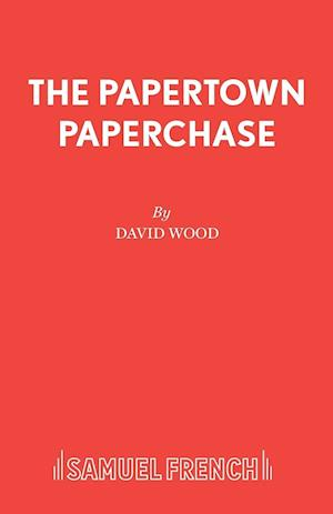 The Papertown Paperchase af David Wood