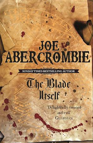 The Blade Itself af Joe Abercrombie