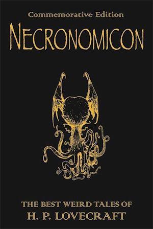 Necronomicon af Stephen Jones, H P Lovecraft, Les Edwards