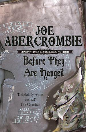 Before They are Hanged af Joe Abercrombie