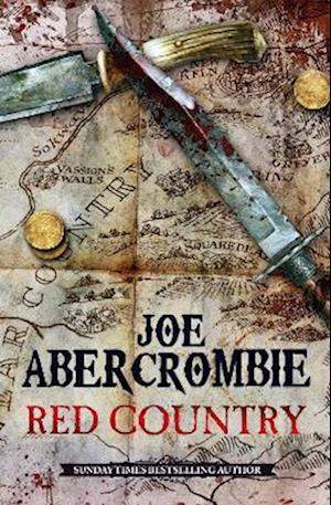 Red Country af Joe Abercrombie