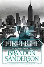 Firefight af Brandon Sanderson