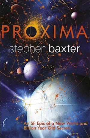 Proxima af Stephen Baxter