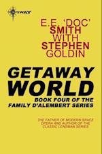 Getaway World af Stephen Goldin