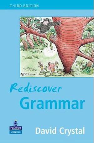 Rediscover Grammar af David Crystal