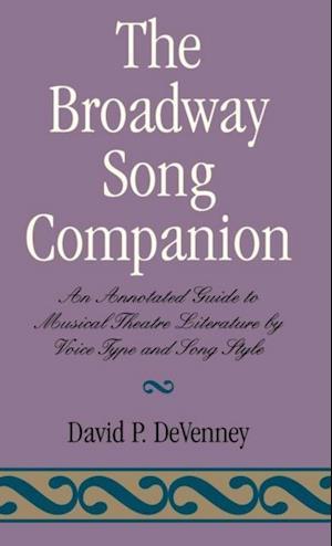 Bog, ukendt format Broadway Song Compann E-Book Eb af David P Devenney