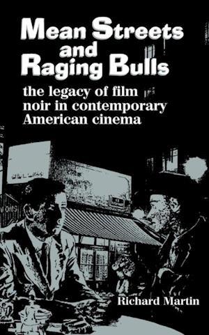 Bog, ukendt format Mean Streets & Rag Bulls E-Bk Eb af Richard Martin