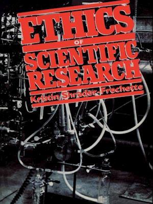 Bog, ukendt format Ethics of Scientific Research af K S Shrader frechette