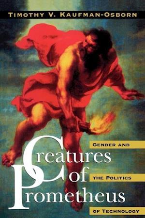 Bog, ukendt format Creatures of Prometheus CB af Kaufman-Osborn / Pro
