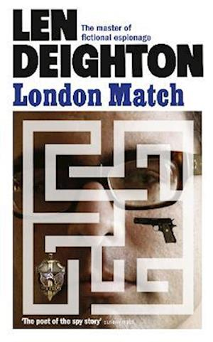 London Match af Len Deighton