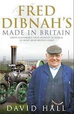 Fred Dibnah - Made in Britain af David Hall
