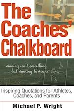 The Coaches' Chalkboard af Michael P. Wright