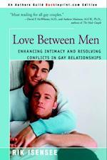 Love Between Men af Rik Isensee