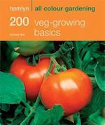 200 Veg-Growing Basics af Hamlyn, Richard Bird