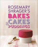 Rosemary Shrager's Bakes, Cakes & Puddings af Rosemary Shrager