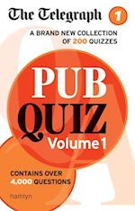 Telegraph: Pub Quiz Volume 1 (The Telegraph Puzzle Books)