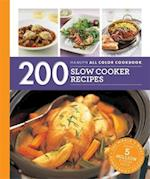 200 Slow Cooker Recipes (Hamlyn All Color)
