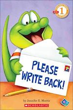 Please Write Back! af J. E. Morris, Jennifer Morris