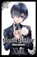 Black Butler, Volume 18 (Black Butler)