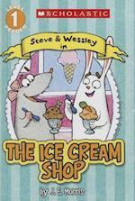 Ice Cream Shop af J. E. Morris