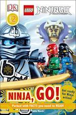 Lego Ninjago af DK Publishing, Julia March
