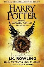 Harry Potter and the Cursed Child (Harry Potter Hardcover)