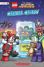 Carnival Capers! (Super Heroes Level 2)