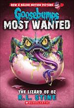 Lizard of Oz (Goosebumps Most Wanted, nr. 10)