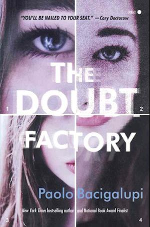 Bog, ukendt format The Doubt Factory af Paolo Bacigalupi